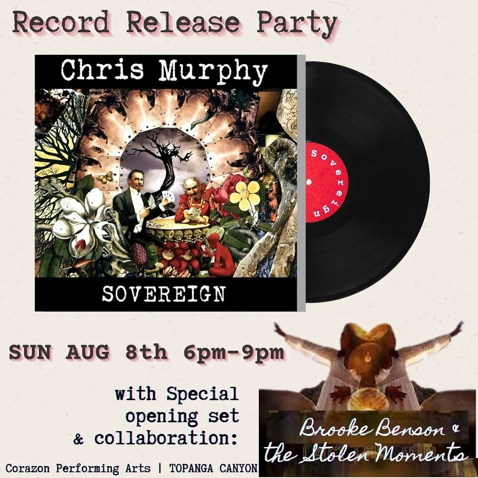 Soverign Release Party